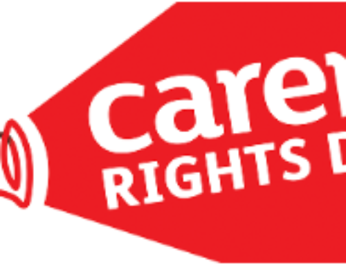 Thursday 21 November 2019 is Carers Rights Day
